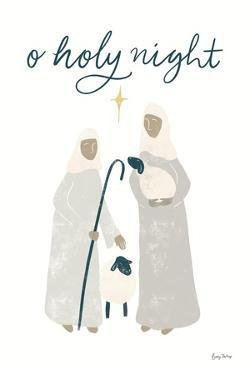 Nativity IV by Becky Thorns
