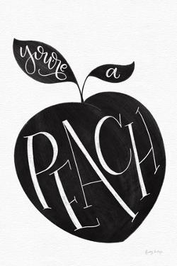 You are a Peach BW by Becky Thorns
