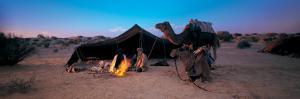 Bedouin Camp, Tunisia, Africa