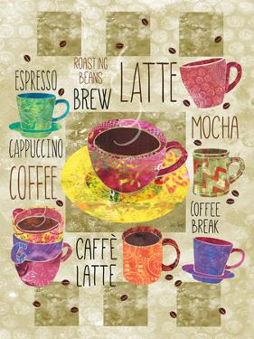 All About Coffee by Bee Sturgis