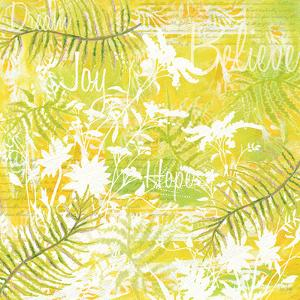 Believe Forrest Ferns by Bee Sturgis