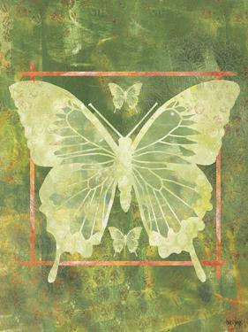 Butterfly Triad by Bee Sturgis