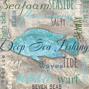 Deep Sea Fishing by Bee Sturgis