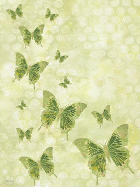Flittering Butterflies by Bee Sturgis