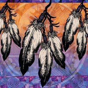 Many Feathers by Bee Sturgis