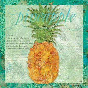 Pineapple Paradise by Bee Sturgis