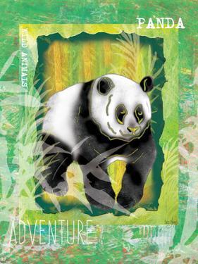 Safari Adventure Jungle Panda by Bee Sturgis