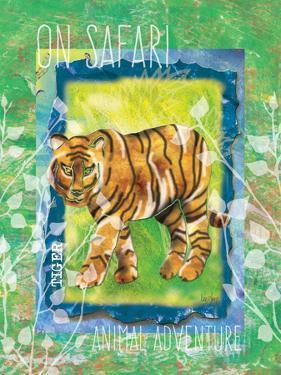 Safari Adventure Jungle Tiger by Bee Sturgis