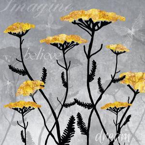 Yarrow Blooms by Bee Sturgis