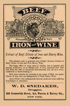 Beef Iron And Wine