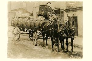 Beer Barrel Wagon