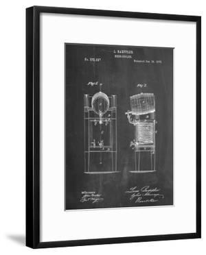 Beer Cooler Patent 1876