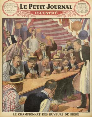 Beer-Drinking Contest