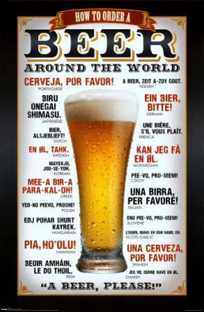 Beer - Order Around The World