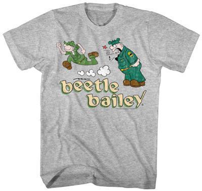 Beetle Bailey- Hop To It!
