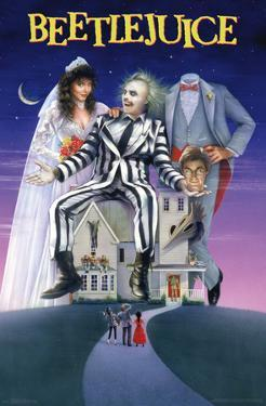 BEETLEJUICE - ONE SHEET