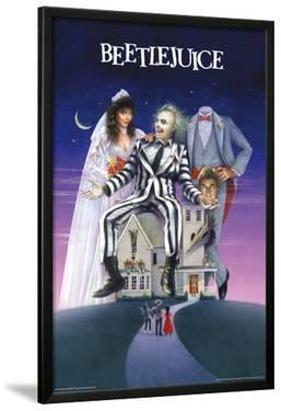 Beetlejuice- One Sheet