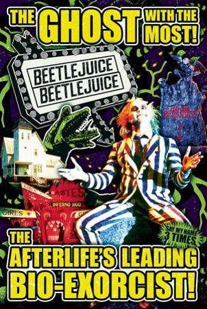 Beetlejuice- The Ghost with the Most