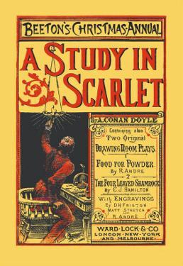 Beeton's Christmas Annual- A Study in Scarlet