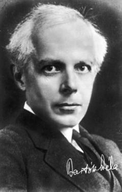 Bela Bartok Hungarian Composer