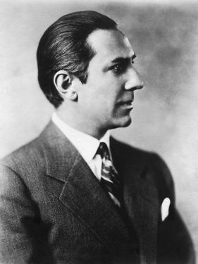 Bela Lugosi, Personal Portrait, Late 1920's-Early 1930's