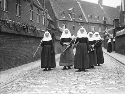 Belgian Nuns