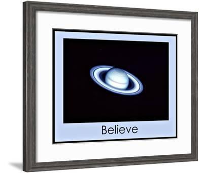 Believe--Framed Giclee Print