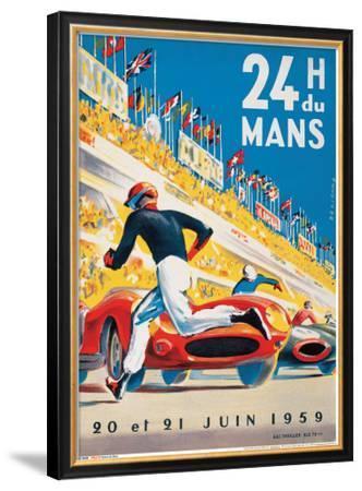Le Mans 20 et 21 Juin 1959 by Beligond