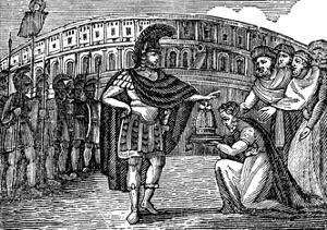 Belisarius (505-56), Byzantine General under Justinian I, 540