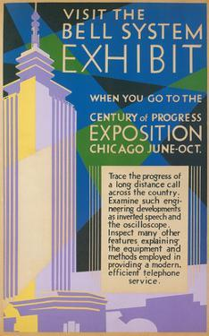 Bell System Exhibit, Chicago World's Fair