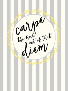Carpe Diem by Bella Dos Santos