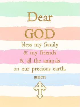 Dear God by Bella Dos Santos