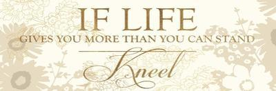 If Life Gives You More Than You Can Stand by Bella Dos Santos