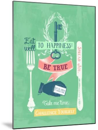 Key to Happiness by Bella Dos Santos