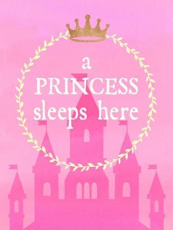 Princess Sleeps by Bella Dos Santos