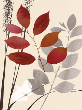Spring Leaf 1 by Bella Dos Santos