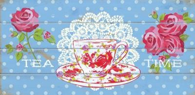 Tea Time by Bella Dos Santos
