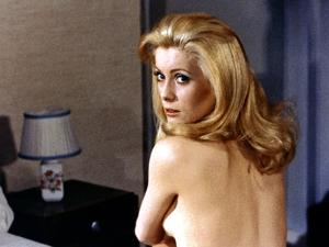 Belle by jour by LuisBunuel with Catherine Deneuve, 1967 (d'apres JosephKessel) (photo)