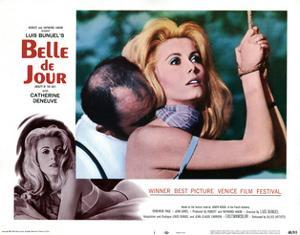 Belle de Jour, Michel Piccoli, Catherine Deneuve, 1967