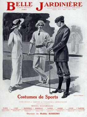 Belle Jardiniere, 1912, France