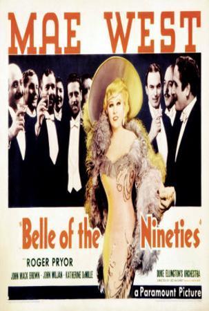 Belle of the Nineties, 1934