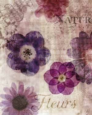 Floral Poetry I by Belle Poesia