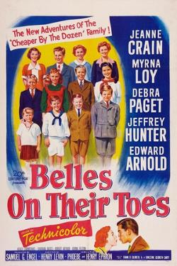 Belles on Their Toes, US, 1952