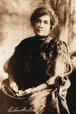 Beloved Queen Liliuokalani, Hawaii (1838-1917)