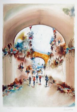 Walled Streets by Ben Avram