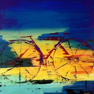 CYCLING, 2019 by Ben Bonart