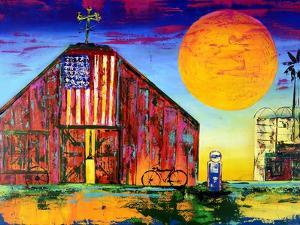 FARM MORNING, 2019 by Ben Bonart