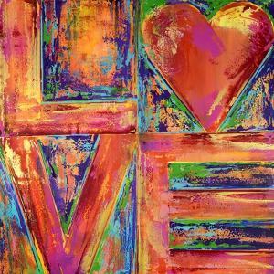 LIVE & LOVE, 2019 by Ben Bonart