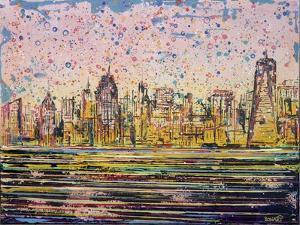New York Spring by Ben Bonart