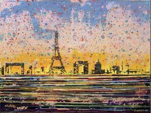 Paris Spring by Ben Bonart